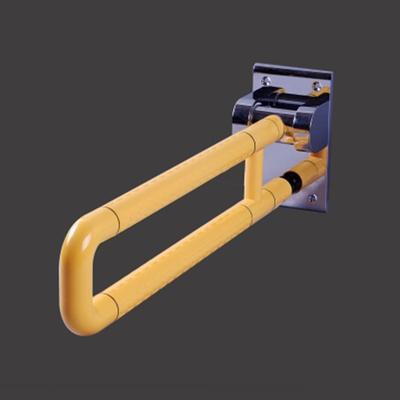 Nylon Flip Up Safety Bathroom Grab Bar for Hospital and Hotel +XY32-29-1